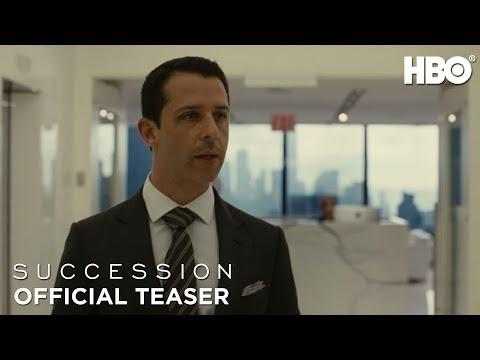 Video trailer för Succession (2018) Teaser Trailer   HBO