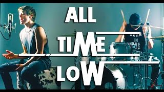 If These Sheets Were the States - All Time Low (Byrd Cover)