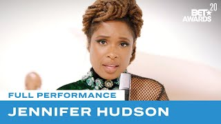 "Jennifer Hudson Performs ""Young, Gifted & Black"" 