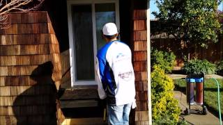 Window Cleaning Service in San Jose, Los Gatos, Cupertino, Los Altos, CA