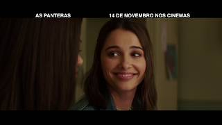 As Panteras | TV Spot: Gear Up :30 | 14 de Novembro nos Cinemas