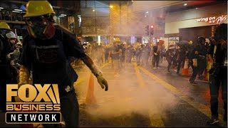 Hong Kong's unrest, US response under review by CECC
