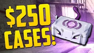 EXPENSIVE CASE FRENZY! - DrakeMoon Case Opening