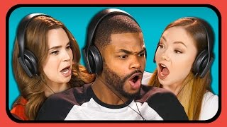 YOUTUBERS REACT TO IMPORTANT VIDEOS PLAYLIST - dooclip.me