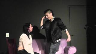 Justin Bieber - All That Matters (asl poetry)
