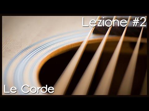 Lezione di Chitarra #2: Le Corde (La Scelta, Diametri e Marche)