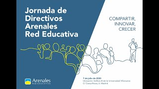 Jornadas de Directivos 2020 | Arenales Red Educativa