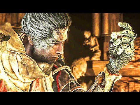 SEKIRO : SHADOWS DIE TWICE Bande Annonce VF (2018) PS4 / Xbox One