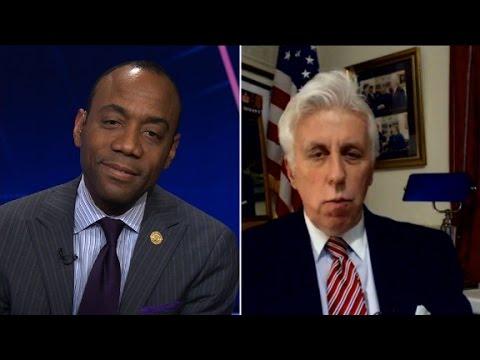 Panelists spar over congressional black caucus