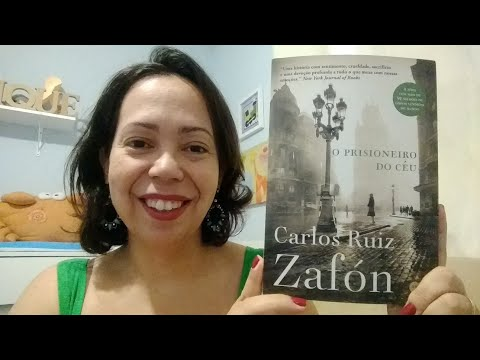 O prisioneiro do céu | Carlos Ruiz Zafón