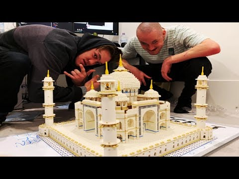 how we made $5000 from building lego...