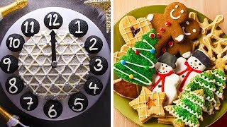Ring in the New Year With These Yummy New Year's Eve Party Treats! Holiday Desserts by So Yummy