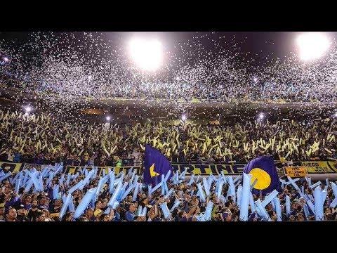 Boca riBer Libertadores 2019 / DESDE LA TRIBUNA