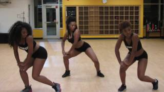 """6AM"" J BALVIN FIYAH Fit Dance Fitness Routine By @ladysolpresents"