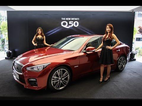 Infiniti Q50 launch in Malaysia - AutoBuzz.my