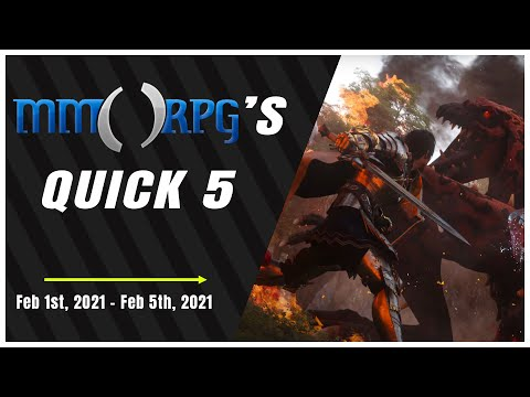 This Week - Google Shuts Down Game Development and Final Fantasy Announces an Xpac | Quick 5