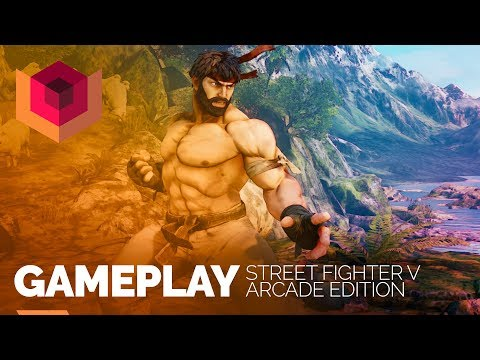 Gameplay de Street Fighter V: Arcade Edition