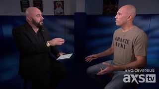 Royce Gracie On Getting Bit By Gerard Gordeau On The Voice Versus