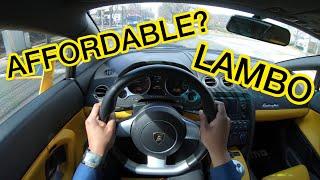 2007 Lamborghini Gallardo 5.0L V10 Coupe POV Test Drive