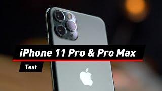 iPhone 11 Pro und Pro Max im ausführlichen Test: Gehts noch besser? | deutsch