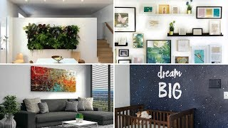 10 Wall Decor Ideas For Boring Walls