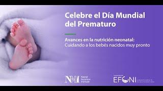 Webinar: Día mundial del prematuro