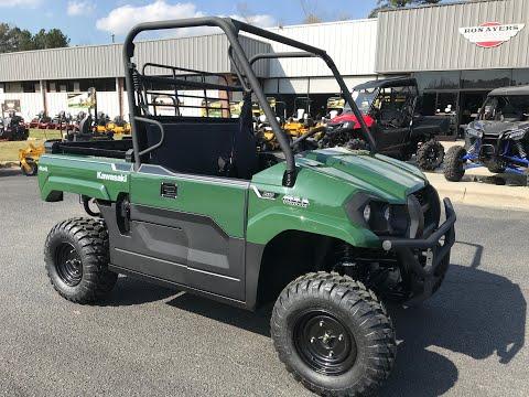 2021 Kawasaki Mule PRO-MX EPS in Greenville, North Carolina - Video 1