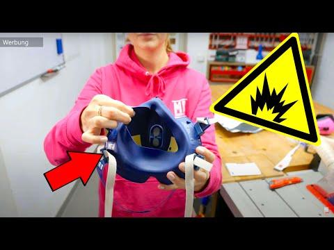 Atemschutz für Heimwerker. Das solltest du wissen!