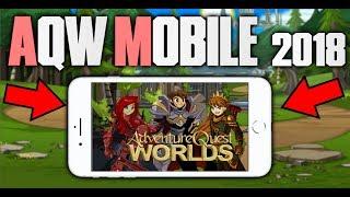 aqworlds mobile - मुफ्त ऑनलाइन वीडियो
