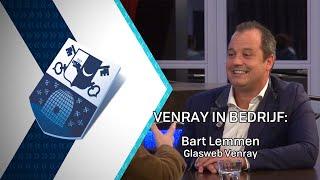 Venray in bedrijf: Glasweb Venray - 12 oktober 2019 - Peel en Maas TV Venray