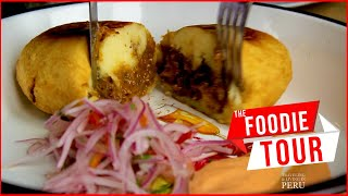 VIDEO: The Lima Foodie Tour