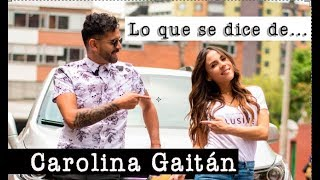 """Lo que se dice de Carolina Gaitán"", AutoStar Tv 2, capítulo 1"