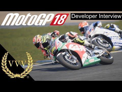 Gameplay de MotoGP 18