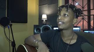 Falling Allan Toniks Ft Fille Studio Session