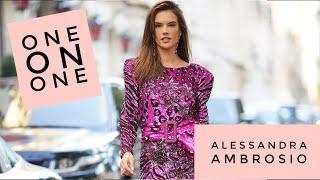 Кендалл Дженнер, Модель Алессандра Амбросио говорит о модельной карьере Кендалл Дженнер