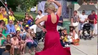 Danse flamenco – Ines Deon