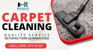 Carpet Cleaning Rochester NY | Best Carpet Cleaners In Rochester NY