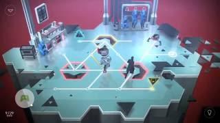 Deus Ex Go Level 42 Walkthrough