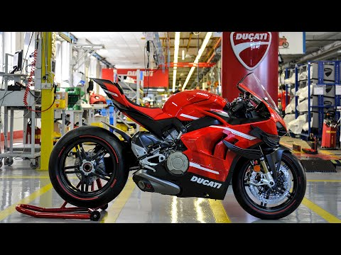 2020 Ducati Superleggera V4 in Saint Louis, Missouri - Video 1