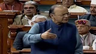 Shri Arun Jaitley reply on the supplementary demands for grants  Third batch for 2017 18