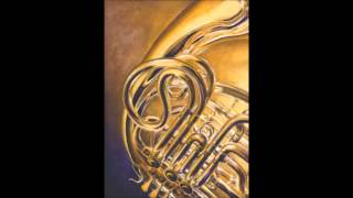 Thème et Variations pour Cor et Piano Op.13 (Franz Strauss)