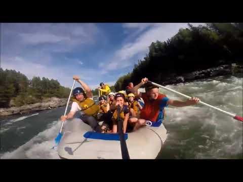 Фото видеогид Сплав река Казыр