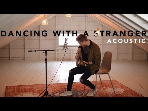 Dancing With A Stranger - Sam Smith, Normani (Acoustic Cover By Jonah Baker) Mp3