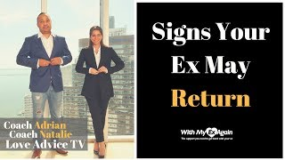 Signs Your Ex Wants You Back