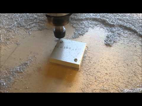 Milling A New CNC Touch Plate Edge Finder - Youtube Download