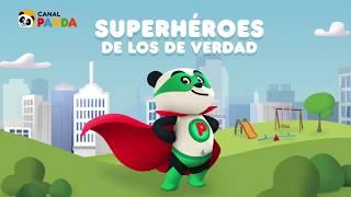 Orange Los superhéroes de verdad de Canal Panda anuncio