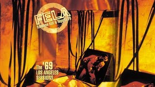 Fela Kuti   The '69 Los Angeles Sessions (LP)