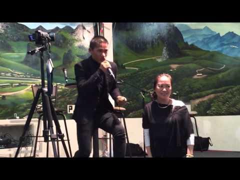 kub qav kaws sing at hmong village 2015 ( vaj loog tsua )