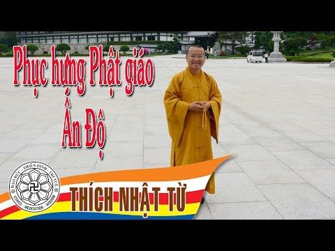 Trả lời phỏng vấn đài Đuốc Tuệ: Phục hưng Phật giáo Ấn Độ (17/10/2004)