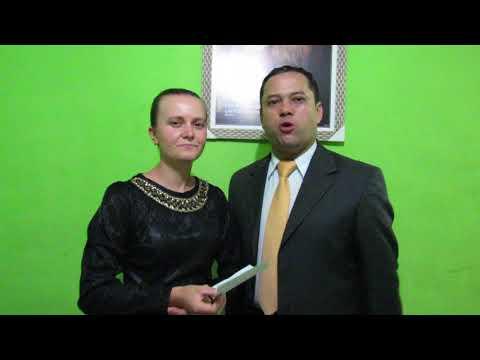 AUGUSTO PESTANA-Rs (Vídeo convite)Cantor Gleibson Paim e Pregadora Rosane Paim.